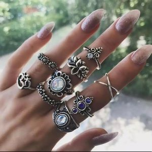 Jewelry - JUST IN🌷 Neptune Rings Set